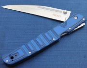 Frenzy II Black/Blue G-10