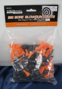 Big Bore Blowgun Stun Darts