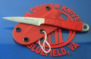 BobbyBranton Rednecker Splinter Small CPM-154CM Steel - Kydex Sheath