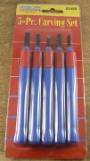 Five Piece Carving Set