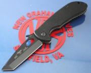 Emerson Reliant BW BT Black Plain Edge Blade