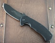 Emerson Rendezvous BT - Plain Edge Black Coated