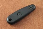 Genuine ESEE Izula Black G-10 Handle Scales