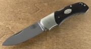 Fallkniven FH9 Folder Maroon Micarta