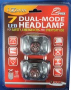 LED Headlamps Twin Pack