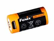 Fenix High Output 16340 USB Rechargeable