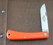 Great Eastern - Farm & Field - 1095 Skinner Blade - Orange Delrin Handles - 215119OR