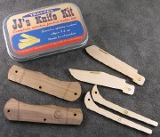 J.J.'s Knife Kit Trapper