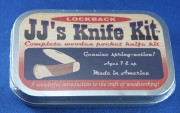J.J.'s Knife Kit Lockback