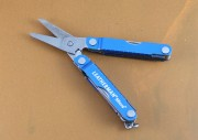 Leatherman Micra - Blue Aluminum Handle - Mini Multi-Tool - 64340101K