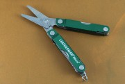 Leatherman Micra - Green Aluminum Handle - Mini Multi-Tool - 64350101K