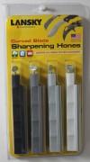 Curved Blade Sharpening Hones