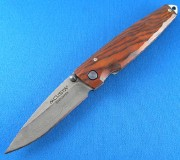 Mcusta 77D Tsuchi - 33 Layer VG-10 Core Blade - Select Cocobolo Handles - Seki City