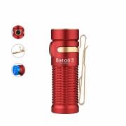 Baton 3 Red 1200 Lumen