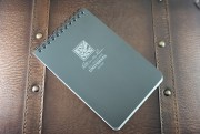 All-Weather Notebook Gray 4x6