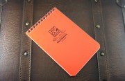 All-Weather Notebook ORG 4x6