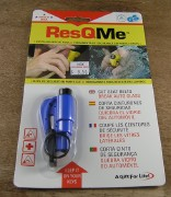 Keychain Rescue Tool BLUE