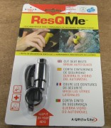 Keychain Rescue Tool BLACK