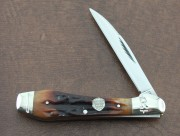 Wharncliffe Brown Stag Bone