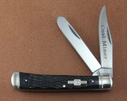 Rough Rider Coal Miner Two Blade Trapper