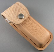 Leather Sheath Natural Medium