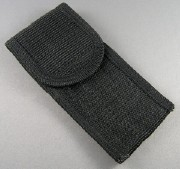 Black Cordura Belt Sheath 5""