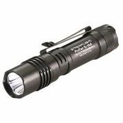 Streamlight Protac 1L-1AA Dual Fuel BLACK 350 Lumen Max LED Flashlight - Sheath Included- 88061
