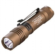 Streamlight Protac 1L-1AA Dual Fuel Coyote Brown LED Flashlight - Sheath Included - 88073