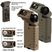 Sidewinder Military Light IR