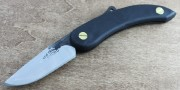"Svord Peasant Knife 3"" Black"