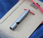 Titanium Whistle
