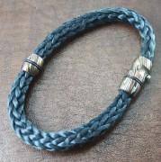 KB1M Bracelet Mokume/Kevlar