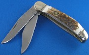 Stag Horn 2 Blade Copperhead