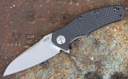 Zero Tolerance 0770CF - Assisted Opening - S35VN Blade - Carbon Fiber Handle - Linerlock - Flipper - 0770CF