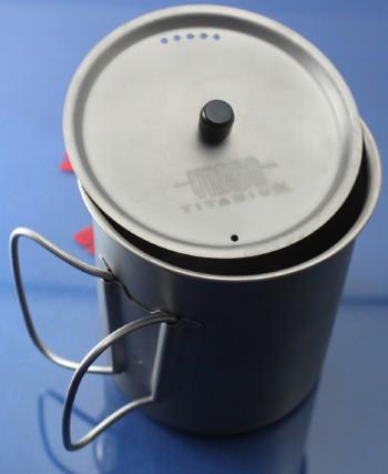 Titanium Ti-Lite Mug