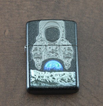 Zippo 08898 2019 Collectable 50th Anniversary Moon Landing Lighter - Limited Availability - 8898