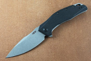 Zero Tolerance 0357 - CPM 20CV Blade Steel - Black G-10 Handles - Assisted Opening