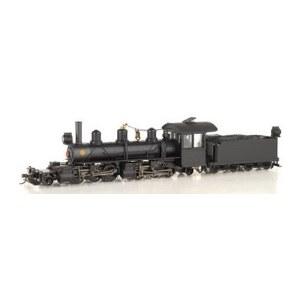 On30 2-6-6-2 DCC, Black/Unlet