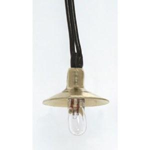 HO Lamp Shade/Bulb, 1.5V 5pk