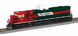 S A/F SD70 ACE FROMX #4009