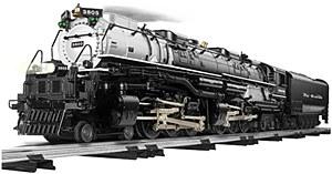S AF Challenger, D&RGW #3805
