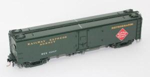 S REA 54' Steel Reefer 50's