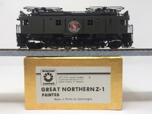 Great Northern Z-1 Electric