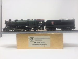 GN S-2 4-8-4 #2576