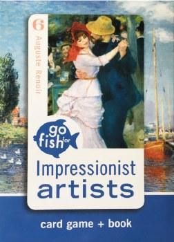 Go Fish - Impressionist Artists