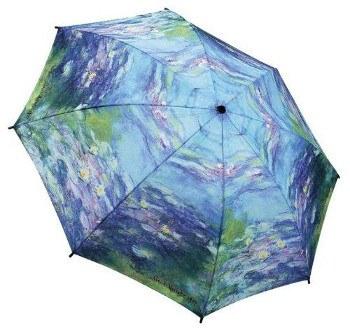 Claude Monet: Water Lilies Umbrella