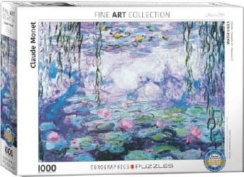 Claude Monet: Nympheas VI (Waterlilies)Puzzle
