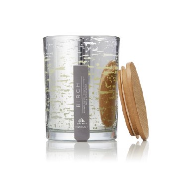 Thymes Forest Birch Candle