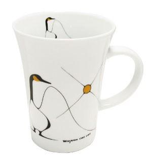 Benjamin Chee Chee: Good Morning Porcelain Mug