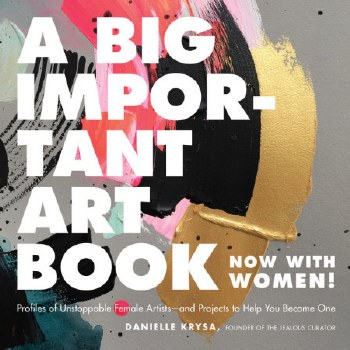 A Big Important Art Book - Now with Women!